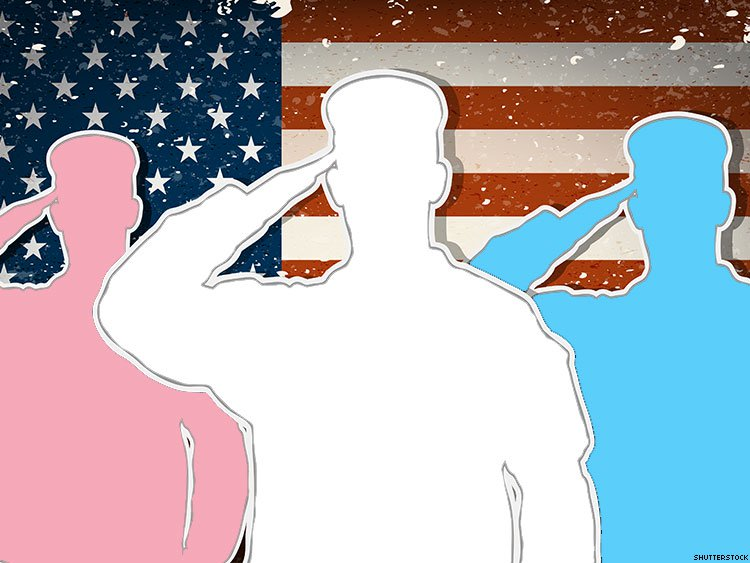 Trans* service members banned from serving military