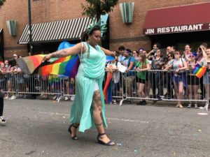 Philly Pride | Mz. America